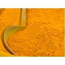 turmeric herbal powder